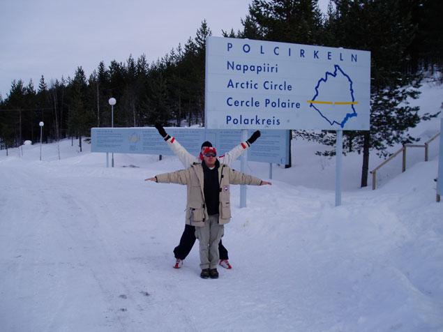 Manpowersdk Arctic Circle Jokkmokk Sweden - Jokkmokk sweden map