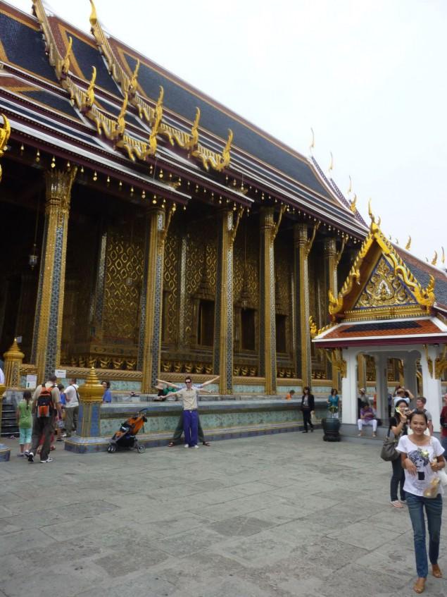 Grand Palace, Wat Phra Kaew, Bangkok, Thailand