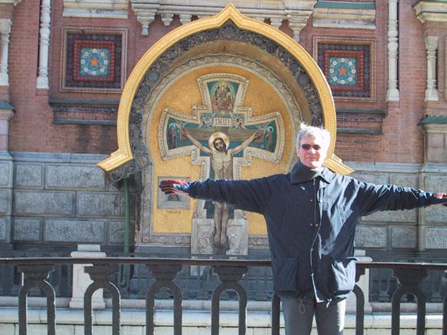 Blood Church, Sankt Petersborg, Russia