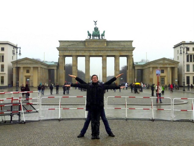 Brandenburger Tor, Berlin, Germany