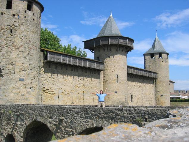 Carcassonne Inner Castle, Carcassonne, France