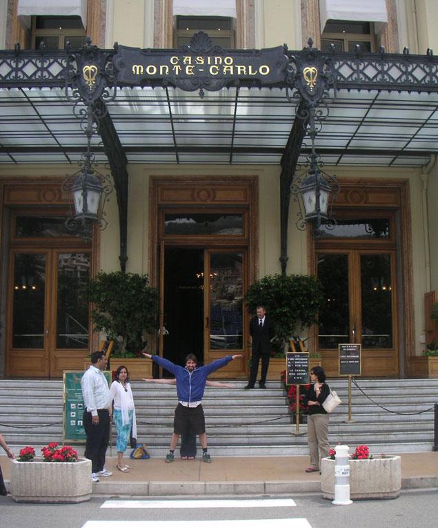 Casino Monte-Carlo, Monte Carlo, Monaco
