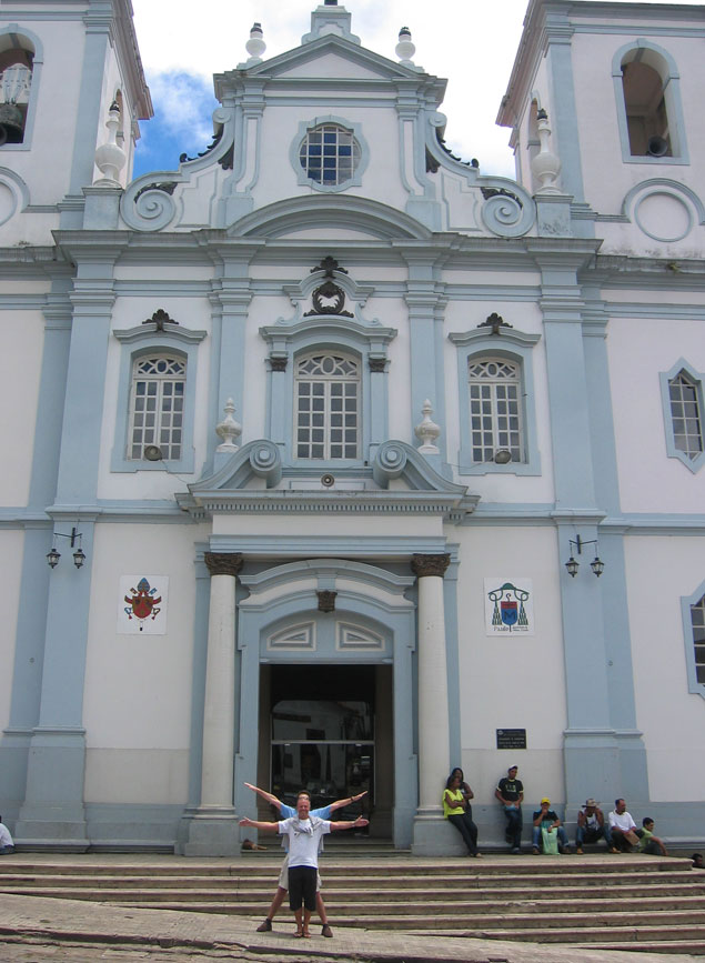 Catedral de Santo Antônio, Diamantina, Brazil