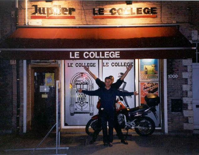 Le College, Brussels, Belgium