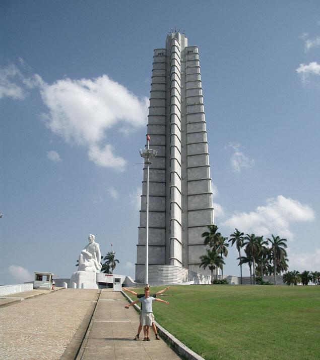 Memorial José Martí, Havana, Cuba