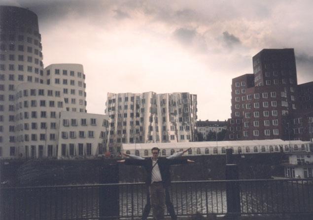 Gehry-Bauten, Düsseldorf, Germany