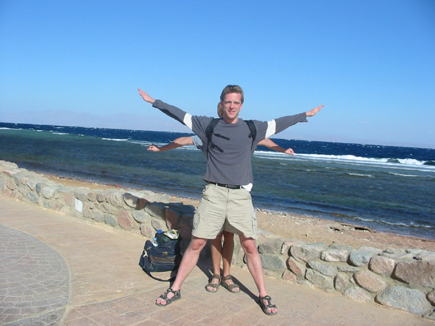 Sinai Coast, Dahab, Egypt