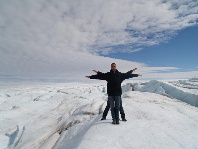 Icecap, , Greenland
