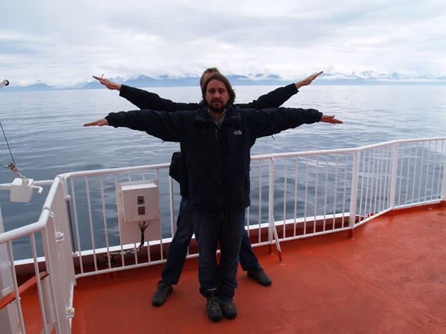 Polar Circle, , Greenland