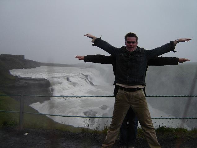 Gullfoss, , Iceland