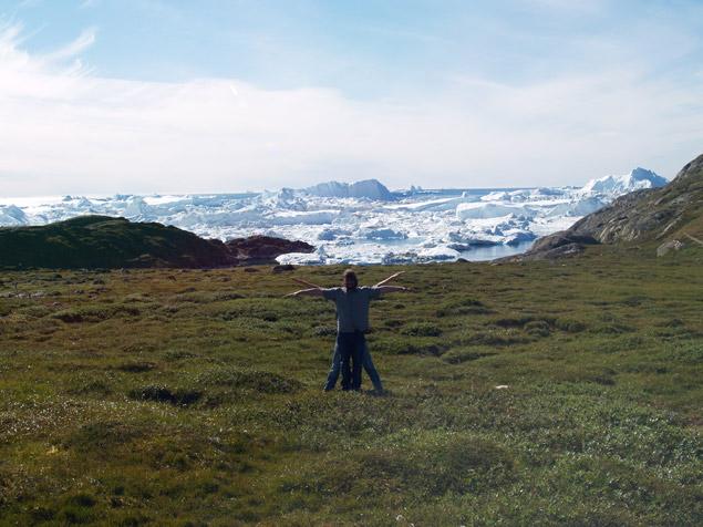 Ilulissat Ice-fiord, Ilulissat, Greenland