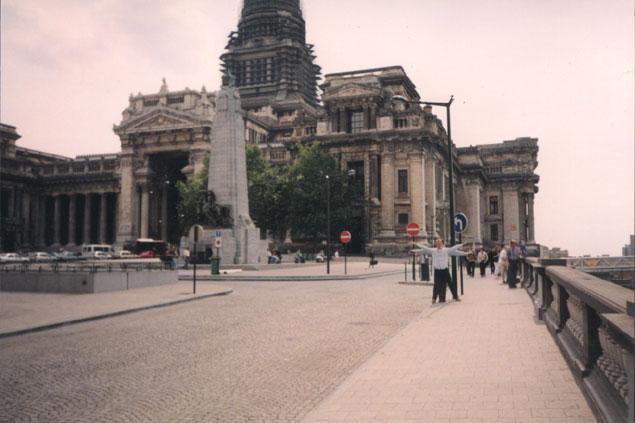 Palais de Justice, Brussels, Belgium