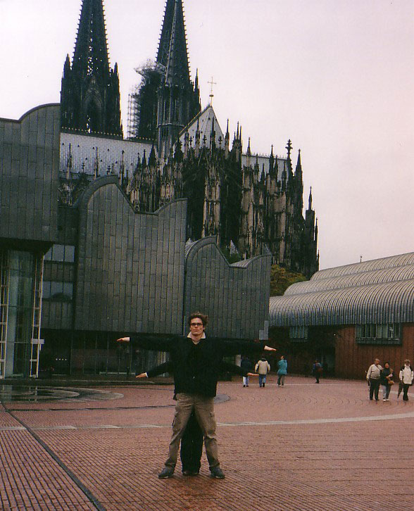 Cologne Cathedral / Ludvigs Museum for Modern Art, Cologne, Germany