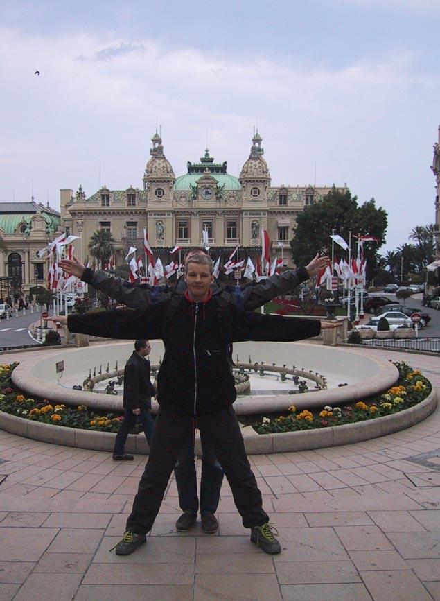 Monte Carlo Casino, Monte Carlo, Monaco