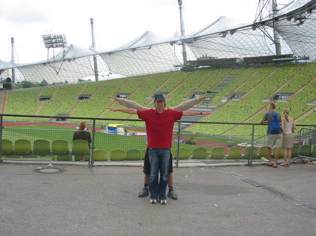 Olympic Park Munich Munich Olympic Park Munich