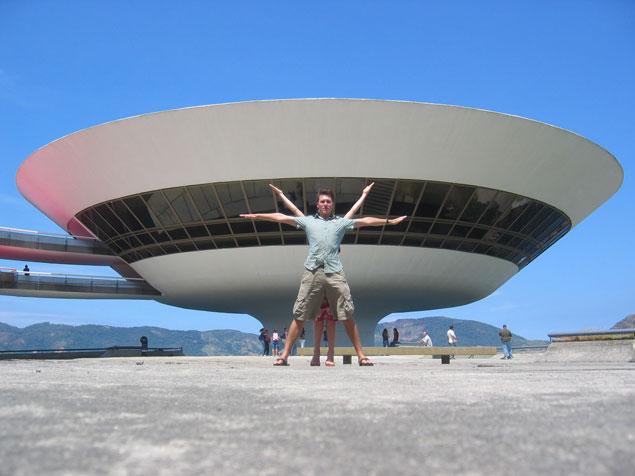 Museu do Arte Contemporânea, Rio de Janeiro, Brazil