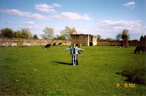 Godstow Nunnery, Oxford, UK