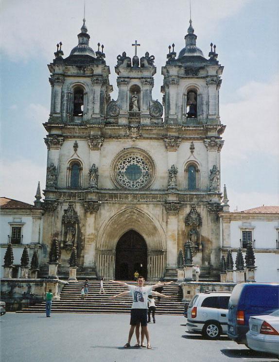 Mosteiro de Santa Maria de Alcobaca, Alcobaca, Portugal