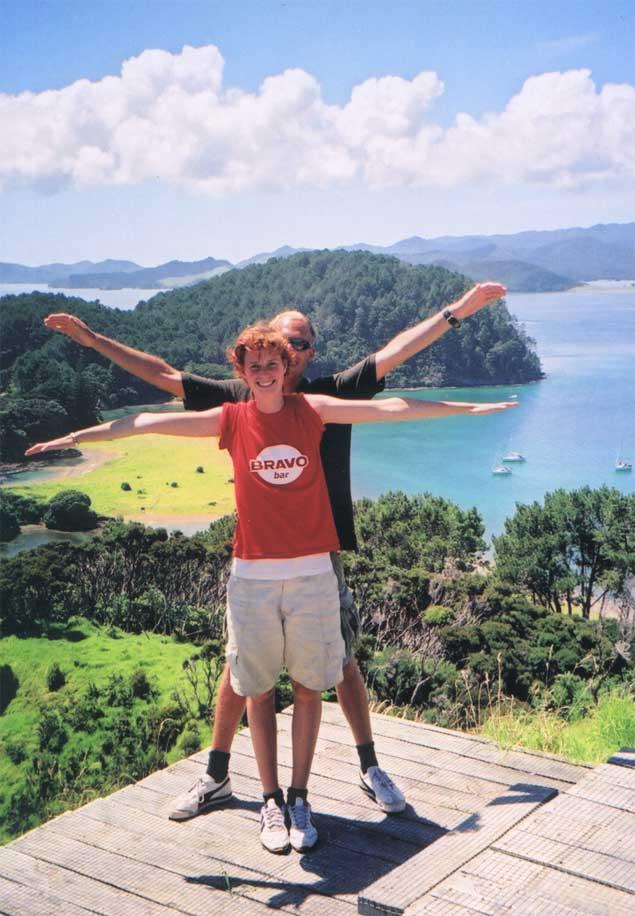 Robson Island, Bay of Islands, New Zealand