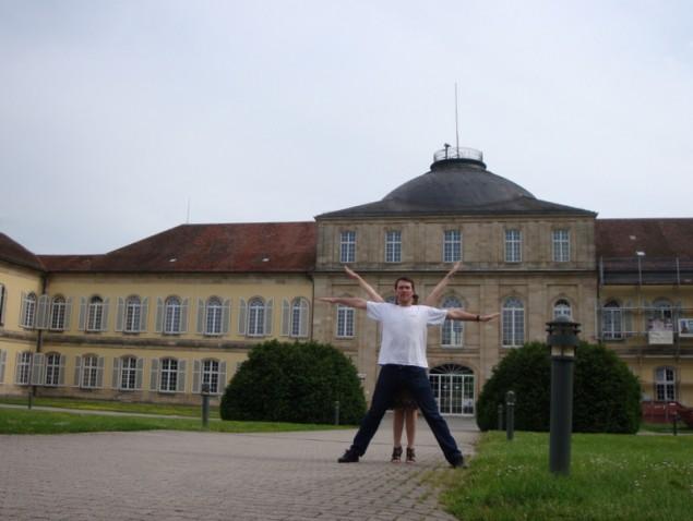 Schloss Hohenheim, Hohenheim, Germany