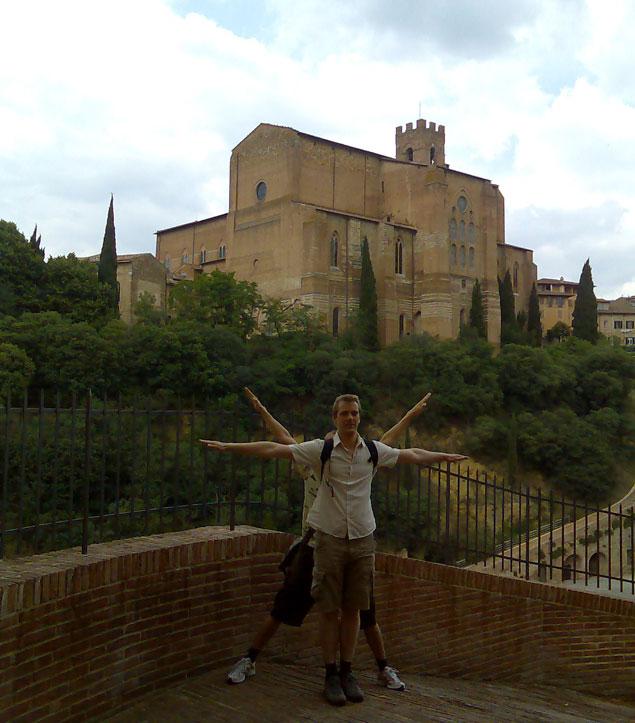 City Wall, Siena, Italy
