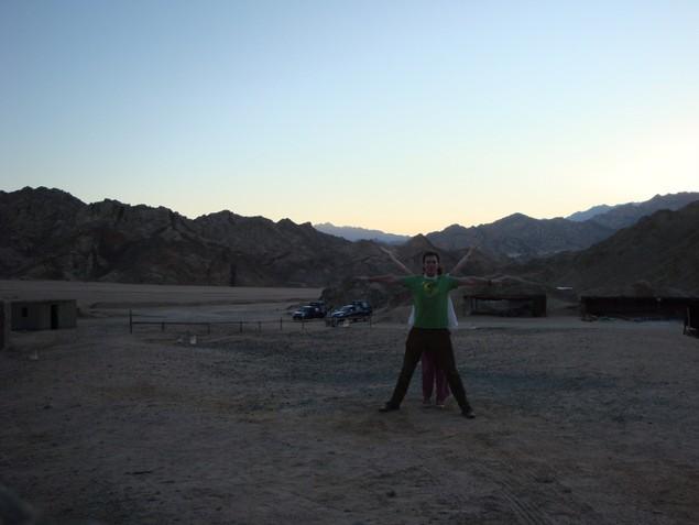 Sinai Desert, Sharm el-Sheikh, Egypt