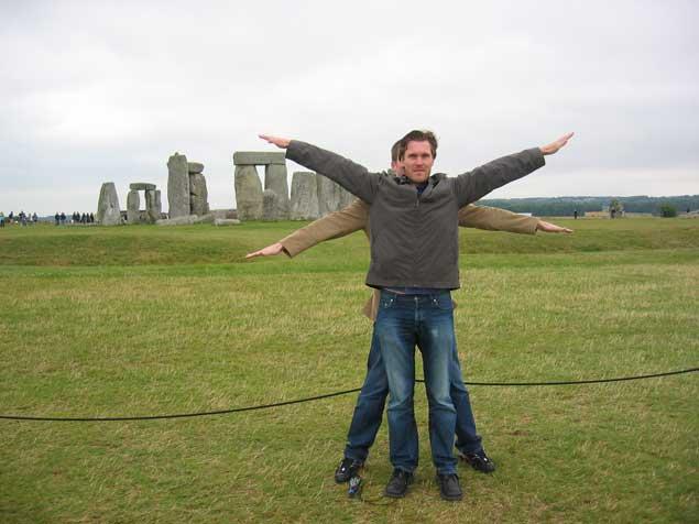 Stonehenge, Salisbury Plains, UK