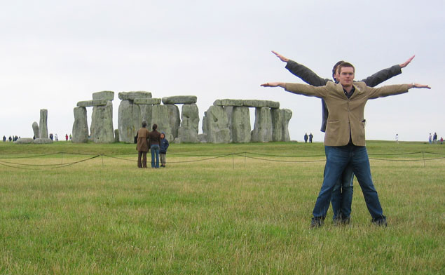 Stonehenge, Salisbury Plains, UK