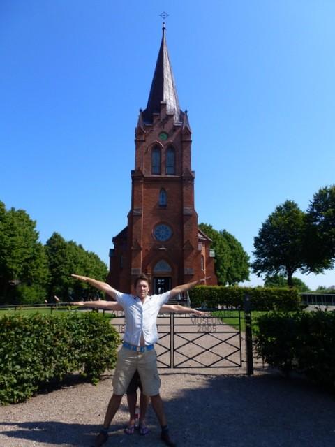 Tycho Brahe Museum, Uraniborg, Sweden